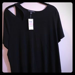 Black shirt. NWT